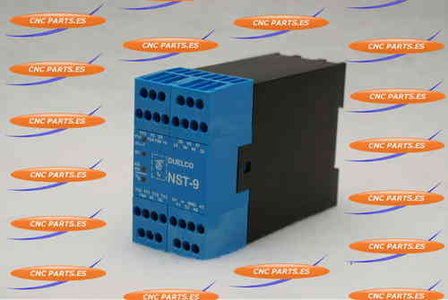 DUELCO A/S NST-9 EMERGENCY STOP RELAY
